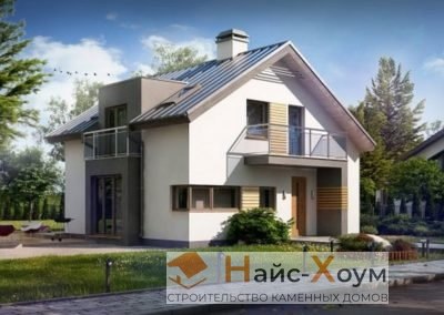 Проект оригинального дома